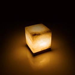 Соляна лампа SALTKEY CUBE