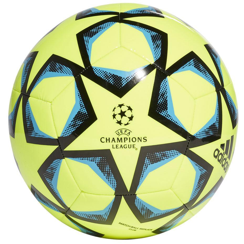 Мяч футбольный Adidas Finale 20 Club №3 FS0259 Желтый