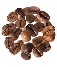 Кофе в зернах зерновой ароматизированный Кокос 100 г