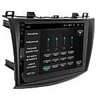 Штатна автомобільна магнітола для Mazda 3 9 (2009-2013) GPS 4G Wi Fi IGO Android 6, фото 3