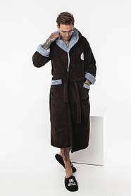 Мужской стильный халат
