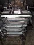 Листи 600х400х20 з нержавіючої сталі 201, фото 7
