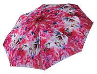 Атласный женский зонтик Три Слона ( полный автомат ) арт.L3880-19, фото 1