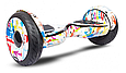 Гироскутер гироборд 10 5 smart balance для детей Гироскутер смарт баланс детский 10 5 дюймов ЦВЕТ ПИРАТ, фото 8