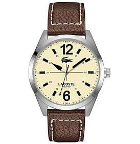 Чоловічий годинник LACOSTE MONTREAL Срібний