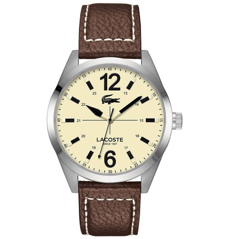 Чоловічий годинник LACOSTE MONTREAL Срібний, фото 2
