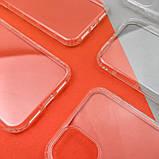 Прозрачный силиконовый чехол для Apple, фото 2