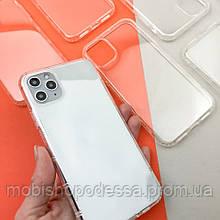 Прозрачный силиконовый чехол для Apple