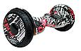 Гироскутер гироборд 10 5 smart balance для детей Гироскутер смарт баланс детский 10 5 дюймов ЦВЕТ ПИРАТ, фото 2
