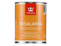 Лак для обработки сучков TIKKURILA Oksalakka 1 л