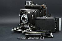 Graflex Century Graphic Graflex Camera 103mm F4.5, фото 1