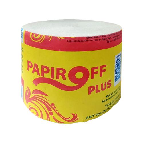"""Туалетний папір """"Papiroff"""" PLUS"""