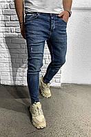 Мужские джинсы синие Black Island 6203-3468, фото 1