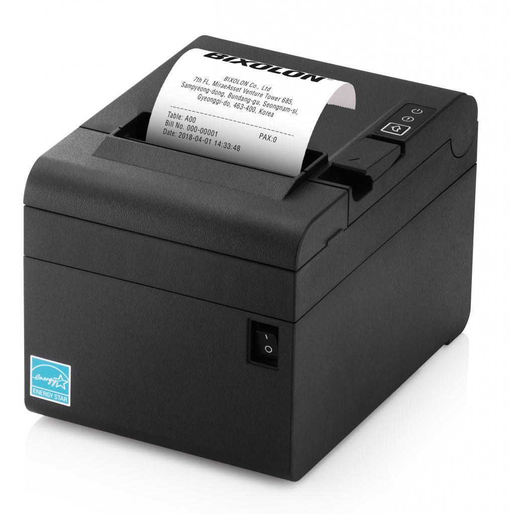 Принтер чеков Bixolon SRP-E300ESK USB, Serial, Ethernet с обрезчиком (16458)