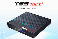 Smart TV T95 Max S905x3 Android 9  4-32gb, фото 1
