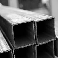 Труба стальная профильная 80х80х4 Сталь 1-3пс