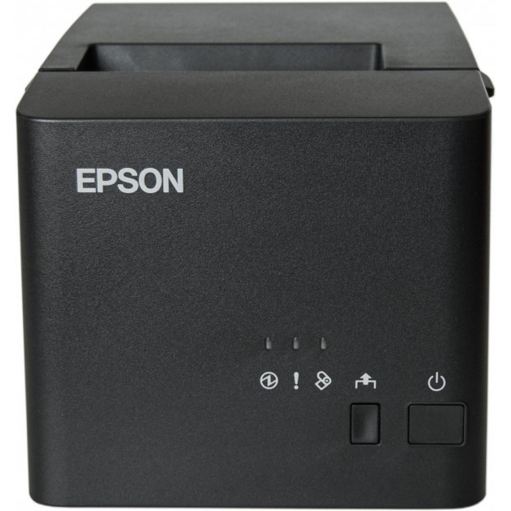 Принтер чеков EPSON TM-T20X (052) ethernet (C31CH26052)