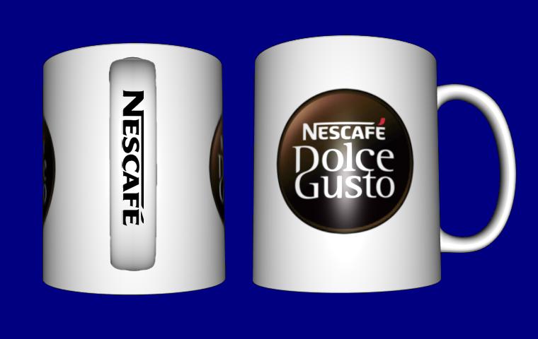 Кружка / чашка Nescafe (Нескафе)