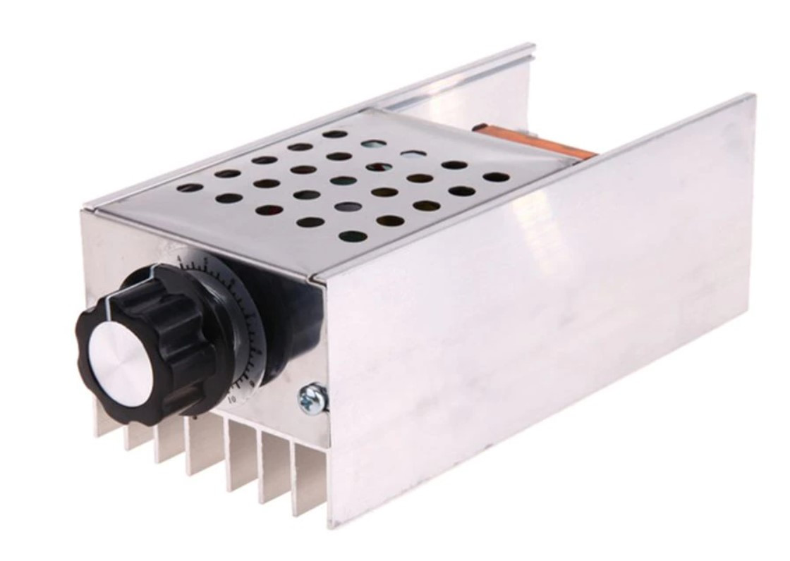 Тиристорный диммер 6 кВт для регулировки напряжения 220 В