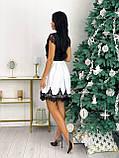 Красиве жіноче довге в'язана сукня сукня 42-46р.(3асцв.), фото 6