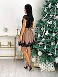 Красиве жіноче довге в'язана сукня сукня 42-46р.(3асцв.), фото 8