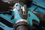 Шуруповерт Makita d330D на 2 аккумулятора + чемодан, фото 2