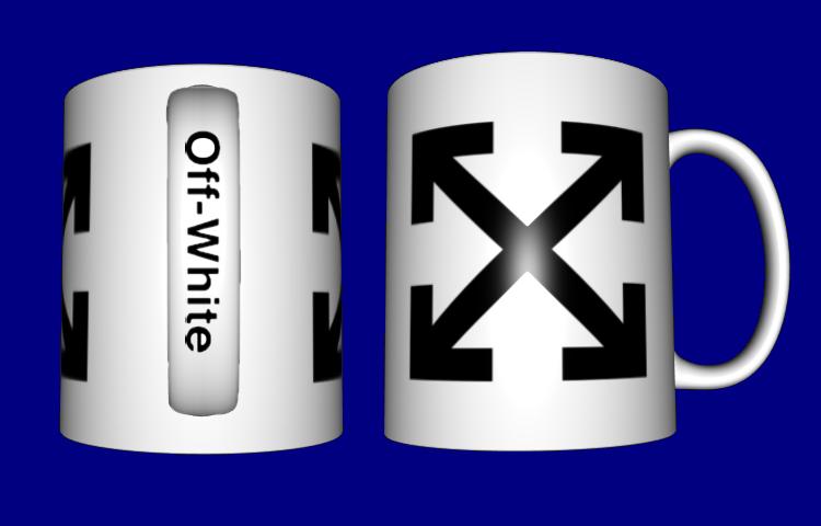 Кружка / чашка Off-Wite (Оф Уайт)