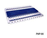 Пластиковая палитра для лаков (на 60 цветов) Lady Victory LDV PNP-00 /95-0