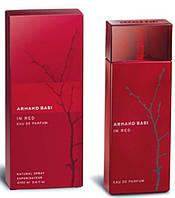 Armand Basi In Red Eau de Parfume парфюмированная вода 100 ml. (Арманд Баси Ин Ред Парфюм), фото 1