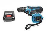 Шуруповерт Makita 550Dw 2 аккумулятора + чемодан + комплект, фото 7
