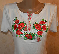 Вышиванки -футболки 44 (Л.Л.Л), фото 1