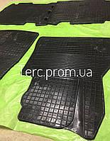 Коврики резиновые в салон Peugeot partner Citroen Berlingo Пежо Ситроен