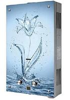 Газовая колонка Rocterm ВПГ-10 АЕ  (цветная-цветы), фото 1