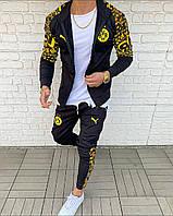 Мужской спортивный костюм Puma Borussia Dortmund