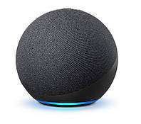 Умная колонка Amazon Echo 4 Gen 2020 c премиальным звуком, zigbee+ Хаб и голосовой ассистент Alexa