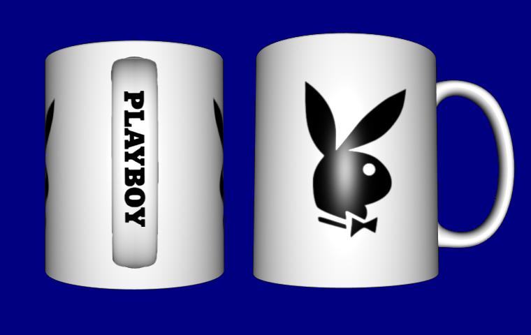 Кружка / чашка Playboy (Плейбой)