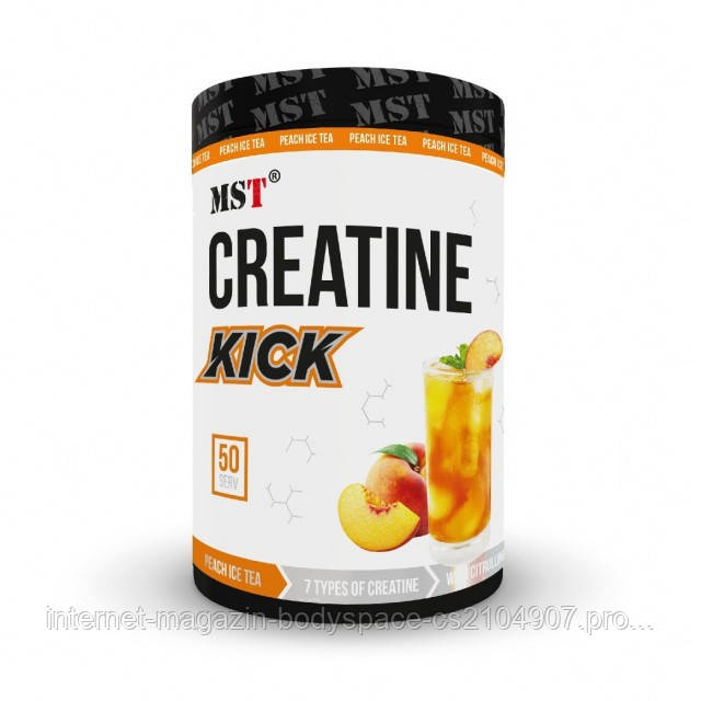 MST Sport Nutrition, Креатин Creatine Kick, 500 грамм