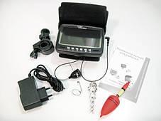 """Подводная видеокамера CARP CRUISER СC4-HBS HD для зимней рыбалки 4.3"""" монитор, шнур15 м, подсветка 8 ик диодов, фото 3"""