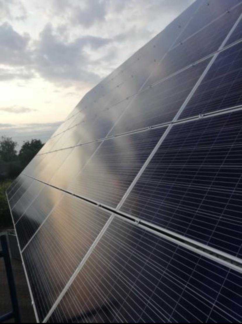 Установка солнечных станций, соленчные панели,зеленый тариф
