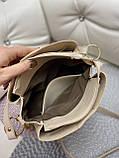 Сумочка екокожа рептилія якість люкс арт.0202-3, фото 6