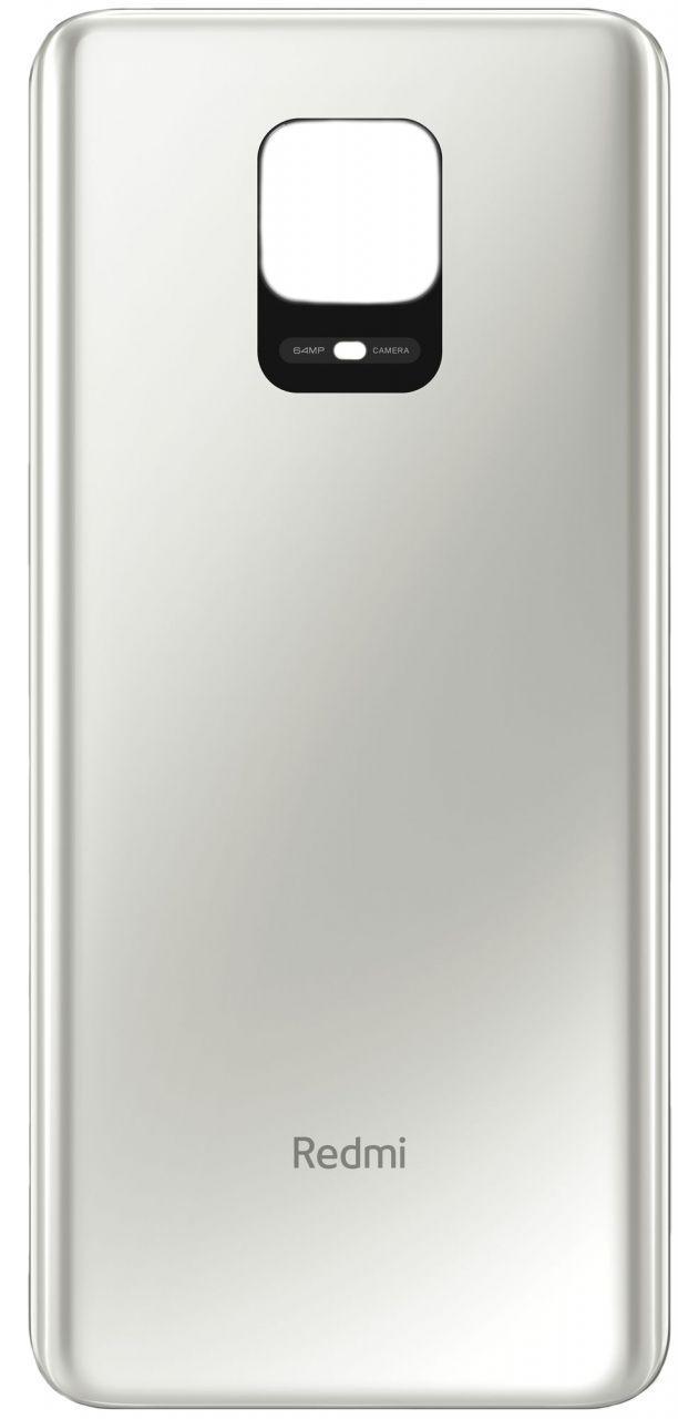 Задня кришка корпусу Xiaomi Redmi Note 9 Pro White
