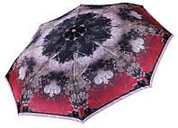 Складной сатиновый зонт Три Слона ( полный автомат ) арт.L3800-3, фото 1