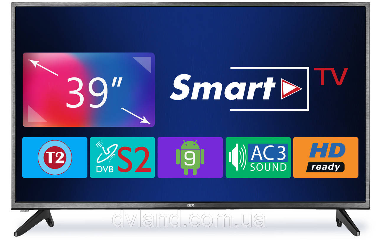 Телевизор DEX LED LE3959SM