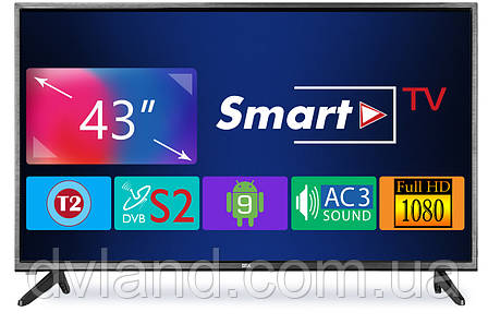 Телевизор DEX LED LE4359SM, фото 2