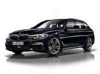 Поперечки на рейлінги BMW 5 G31