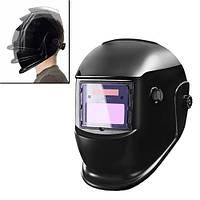 Маска для сварки, шлем сварочный с автозатемнением хамелеон, Deko DKMZ350