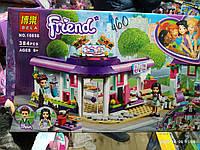 Лего френдс; лего для девочек; конструктор лего френдс; лего френдс кафе