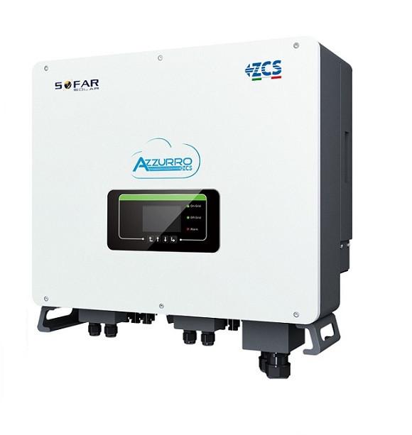 Гібридний інвертор AZZURRO HYD10000-T