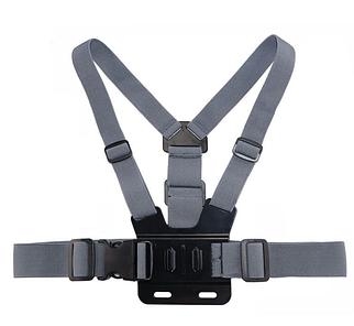 Крепление на грудь (Chest mount) для экшен-камер
