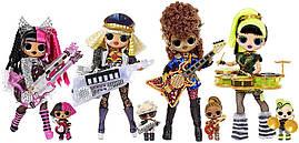 Ігровий набір з ляльками ЛОЛ Ремікс Суперсюрприз LOL OMG Remix Super Surprise 70+ Surprises Оригигнал США